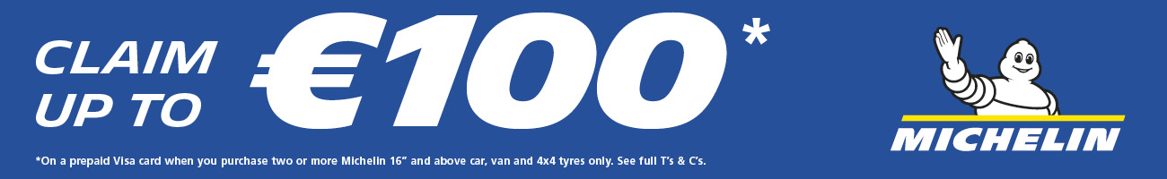 Michelin Tyre Offer